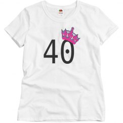 Princess 40 Tee