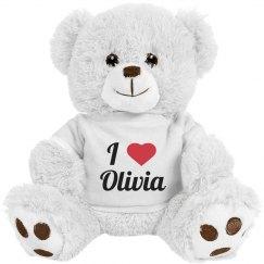 I loe Olivia