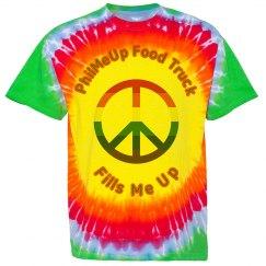 PhilMeUp PeaceSign TieDye
