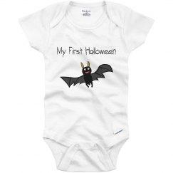 My First Halloween - Bat