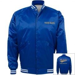 Cheerleader Custom Jacket