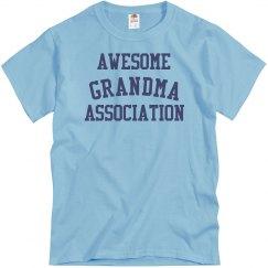 Awesome grandma's