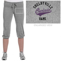 Shelbyville cheerleader