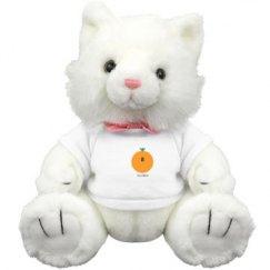Nu-Dition Stuffed Cat