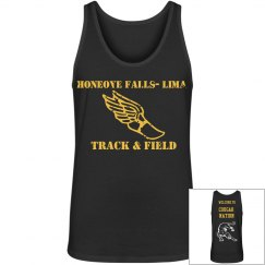 HFL Track Cutoff Tank- Men