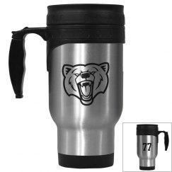 Bear Stainless Steel Mug