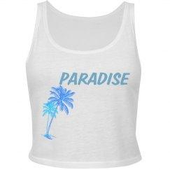 Paradise Crop Top