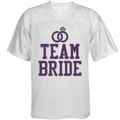 Varsity Team Bride
