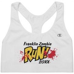 Franklin Zombie Run