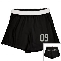 Sagittarius Sporty Zodiac Shorts