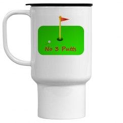 Golfer - Travel Mug