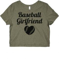 Baseball Girlfriend Shirt