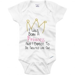 Born A Princess