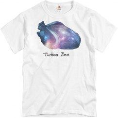 Galaxy Turkey Tee
