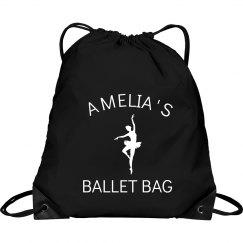 Amelia's Ballet bag