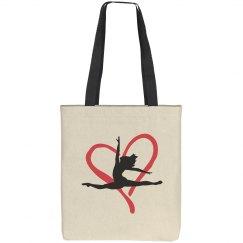 Dance Tote Bag