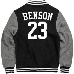 Benson Football Jacket