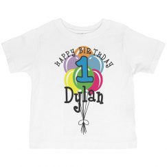 1 year old! Dylan