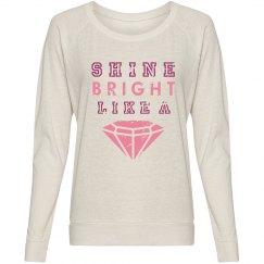 Bright Like a Diamond
