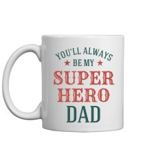 Father's Day Gift Super Dad