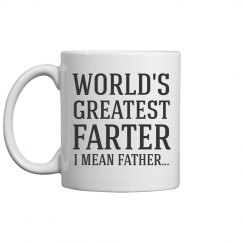 World's Greatest Farter... Father!