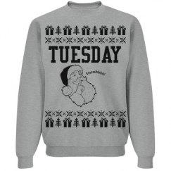 Tuesday's Secret