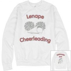 LENAPE CHEERLEADING