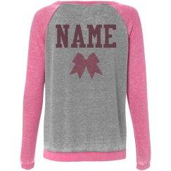 Cheer Bow Sweatshirt