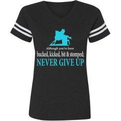 Barrel Racer: Give Up