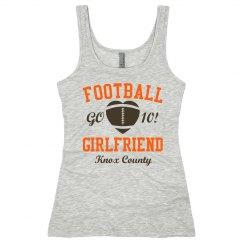 Football Girlfriend #10
