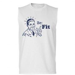 Be: Fit, Retro Design