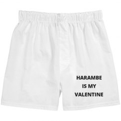 Harambe is My Valentine