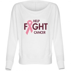 A Breast Cancer Fight