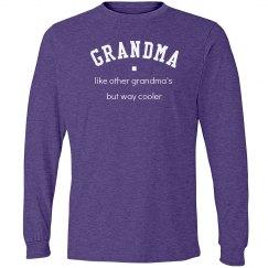 Grandma way cooler