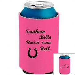 Southern Belle Koozie