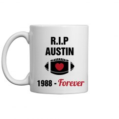 Rest In Peace Mug