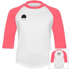 barn girl t-shirt