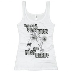 Distressed Derby Tank