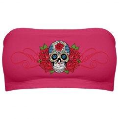 Sugar Skull Fashion Top