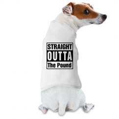the pound dog shirt
