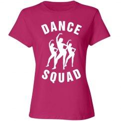 Dance Squad shirt