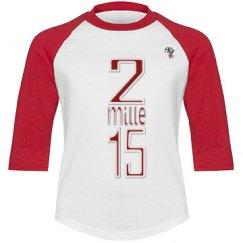 2015 trendy sporty shirt