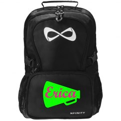 Customized Name Cheer Backpack