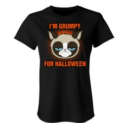 Grumpy for Halloween