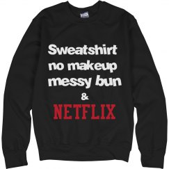 Womens sweatshirt