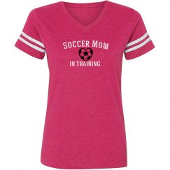 Soccer Mom in Training