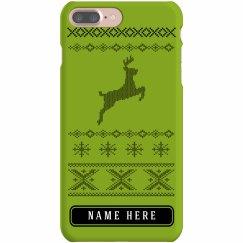 Ugly Sweater Deer Case