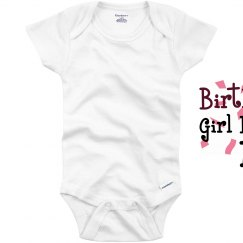 Birthday Girl Baby