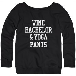 BACHELOR NATION SWEATSHIRT