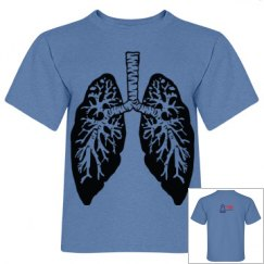 Science Tots Lung Tee